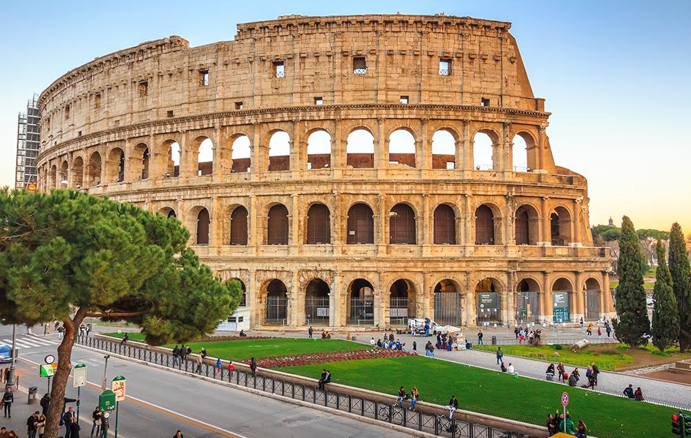 Sicilija, Bolonja i Rim, 10 dana