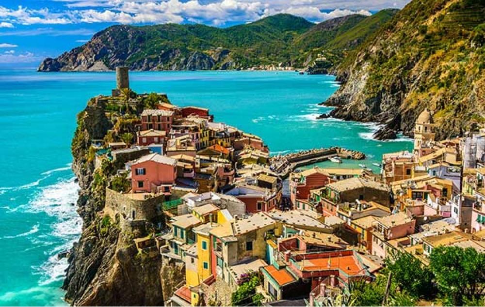 Toskana Cinque Terre