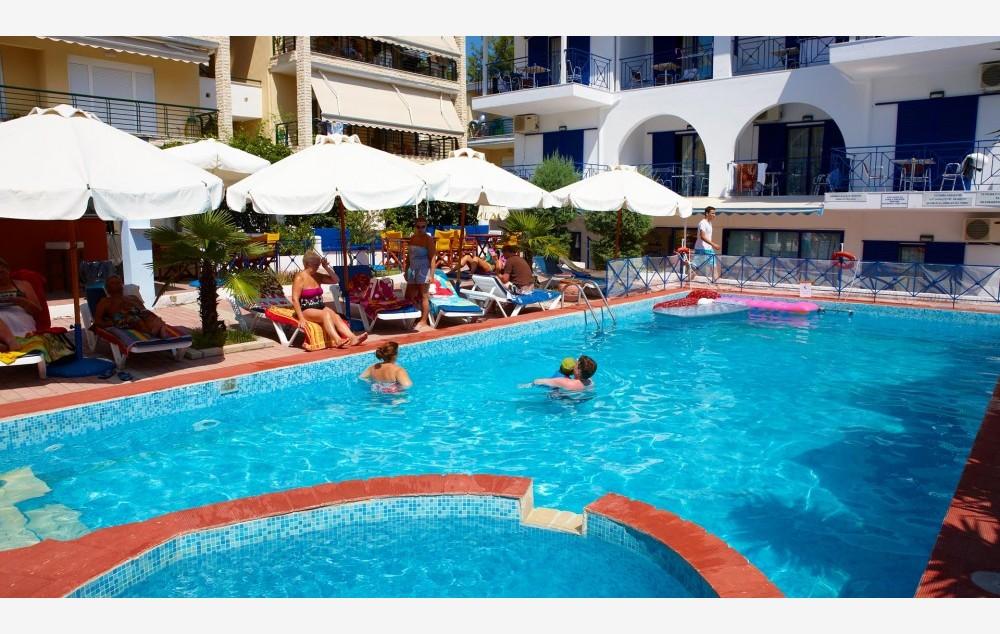 Hanioti Apart/Hotel Macedonia Sky