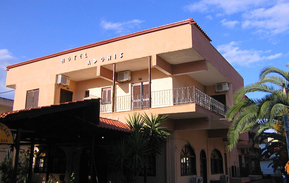 Pefkohori Vila Adonis