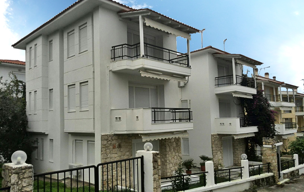 Hanioti Vila Sousouras