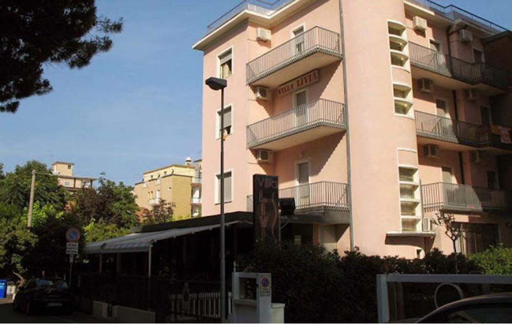 rimini hotel villa livia superior