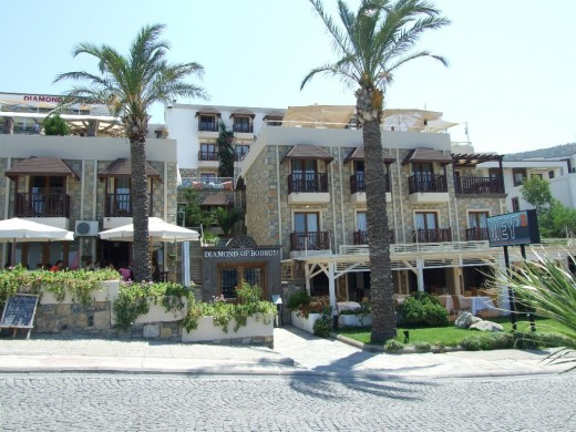 DIAMOND OF BODRUM 5* / BODRUM