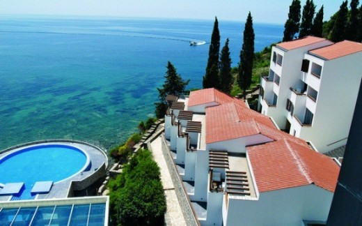 AVALA RESORT  & VILLAS 4* Budva